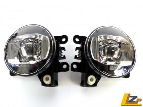 Original Dacia / Renault LED Nebelscheinwerfer Chrom Valeo