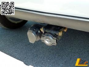 Anhängerkupplung Abnehmbar Renault ZOE inkl. Montage