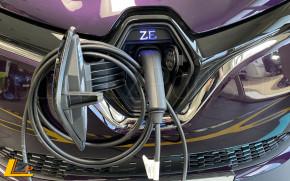 Renault Z.E. Notladekabel 230 Volt