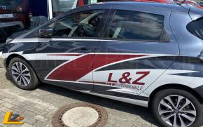 Renault Zoe Windabweiser
