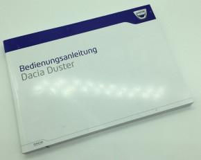 Dacia Duster Phase 2 Bedienungsanleitung/Wartungsheft Neues Modell