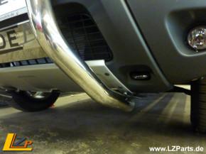 Dacia Duster Frontbügel von ELIA