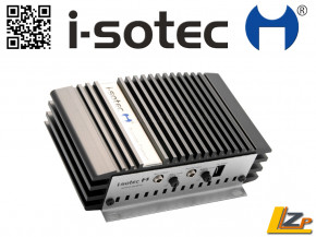 i-sotec Auxgate Connect Mini Verstärker + Adapter + Montage