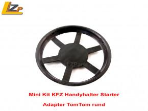 Mini Kit Adapter TomTom rund