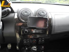 Mini Kit KFZ Handy- Smartphonehalter Starter + Universal Handyhalter für Mini Kit